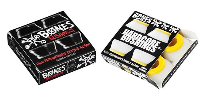skateboard bushings for heavy riders_skateboard bushings hard vs. soft_when to replace skateboard bushings_soft skateboard bushings_skateboard bushings reddit_best skateboard bushings_bones skateboard bushings_skateboard bushings amazon_BONES™ Wheels HardCore Bushings_Skateboard bushing shape and style_www.skateshouse.com_Top four best skateboard bushings