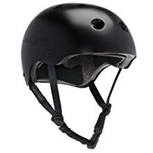Light skateboard helmet to wear