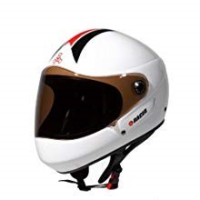 The Triple 8 Downhill Racer Helmet provides incomparable protection