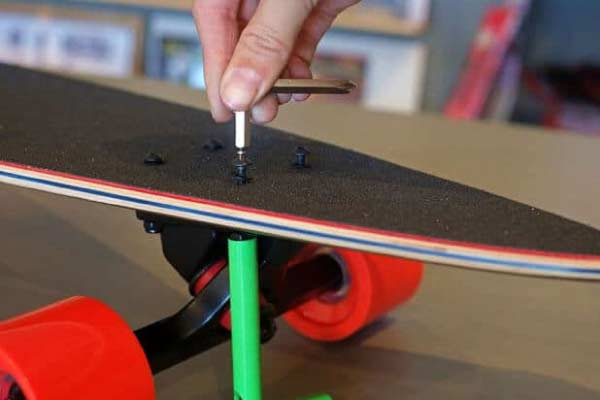 The top mount longboard is another exceptional board which is also quite popular in the market.
