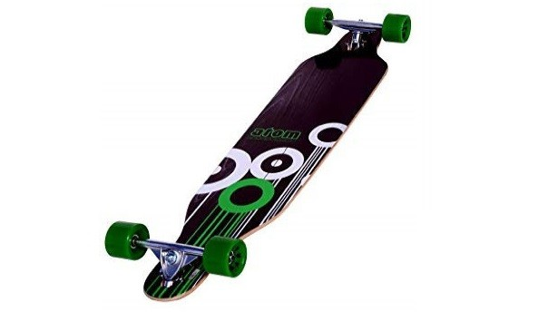 Atom Drop Through longboard for girls one of famous choice.