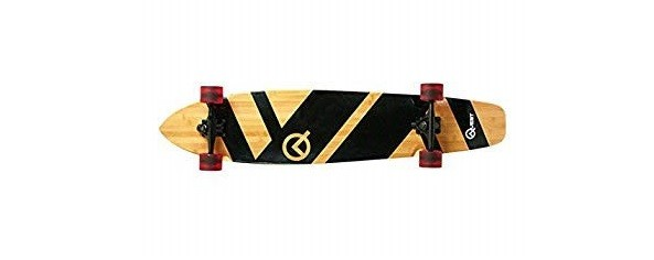 Quest is a trendy brand for longboard, and you must hear about it even you are a beginner skater. It is really the best longboards for beginners, especially for girls.