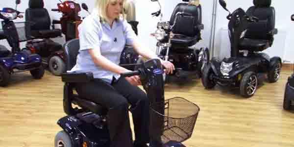 best indoor-outdoor mobility scooter