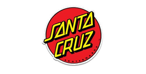 At present, Santa Cruz manufactures excellent design and quality skateboards.