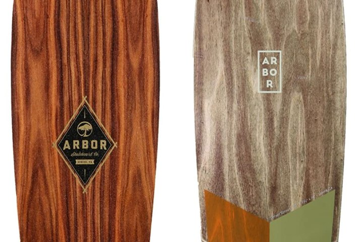 This arbor longboard has perfect length, weight and many features with low price.