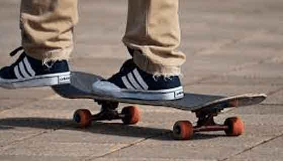foot brake tricks