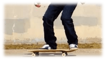 How to Old School Kickflip on a Skateboard—the easiest way.