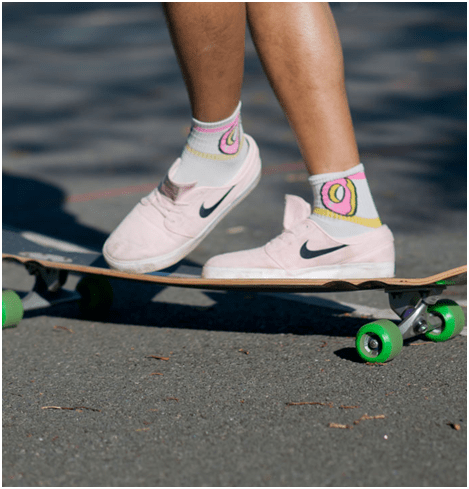 Cross stepping longboard is a easy step for those who want to do dance on longboard.