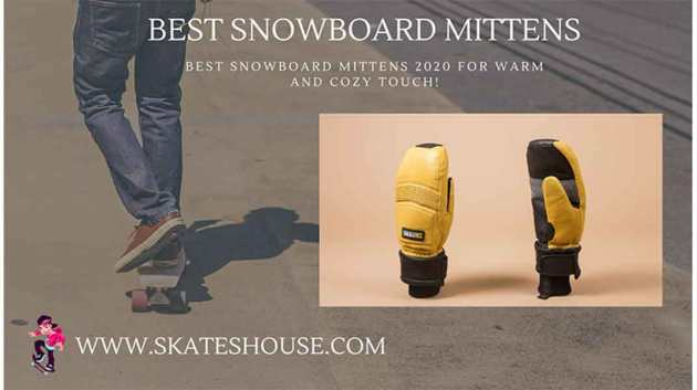 in the cold winter you will need the best snowboard mittens. And this best snowboard gloves buying guide will help you to choose the best one in the present marketplace!