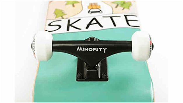 Minority 32inch maple skateboard review will help you to get the enough knowledge about the best skateboard  truck and wheels.