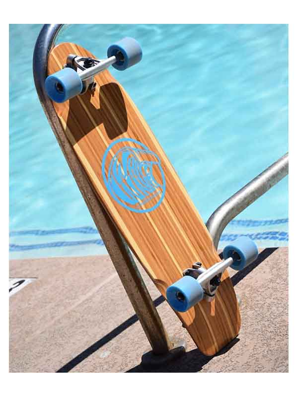 white wave longboards