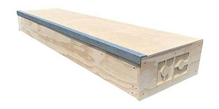 OC Ramps 6ft Long Grind Box