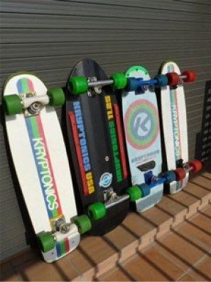 kryptonics skateboards are the best skateboard now a days because of comfortness.
