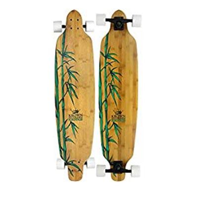 KrownKrex 2 Bamboo Freestyle longboard