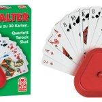 Kartenhalter von ASS Altenburger Spielkarten