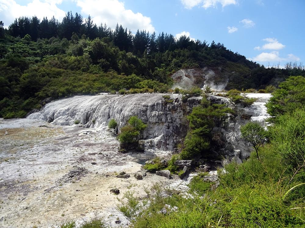 Orakei Korako Geothermal Experience