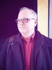 Joe Kertes (Photo Courtesy of Anika Durisova)