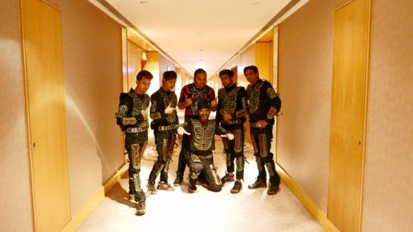 Skeleton Dance Crew (6)