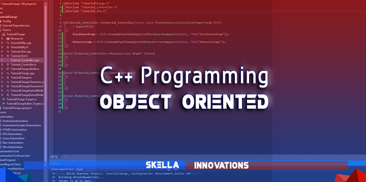 Object Oriented C++ Programming