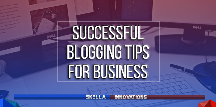 blogging strategies for business