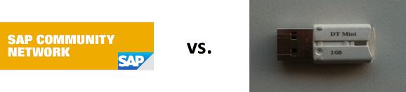 SCN vs Trusty USB library