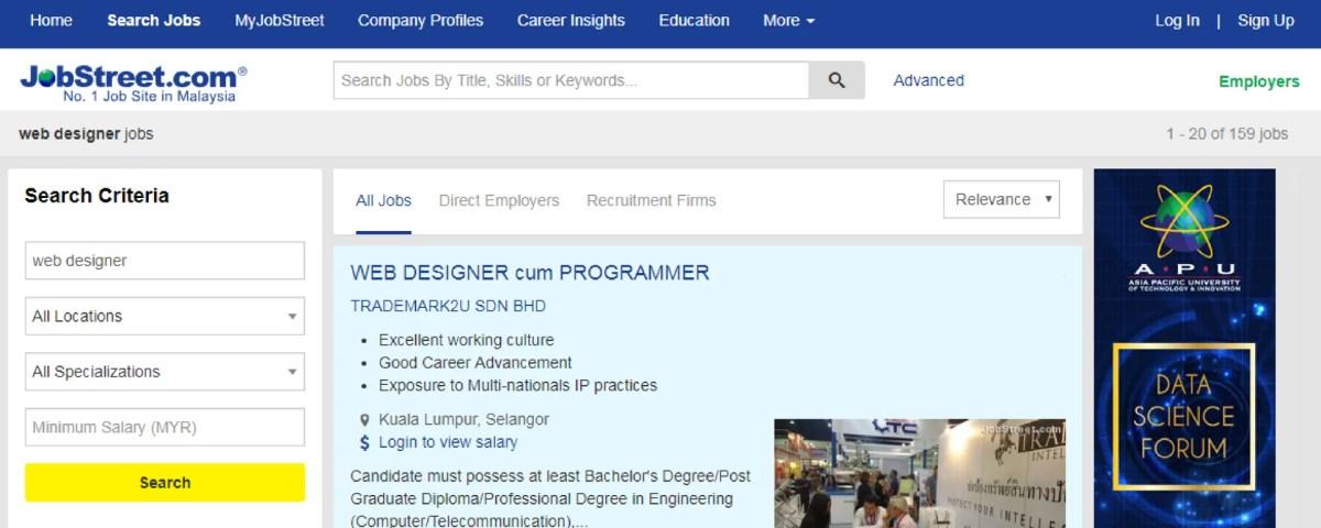 jobstreet-online-job-portal