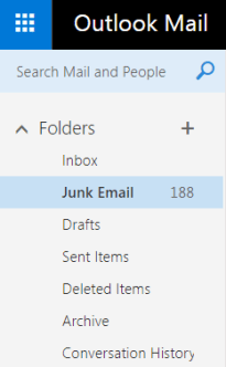 Spammy email list