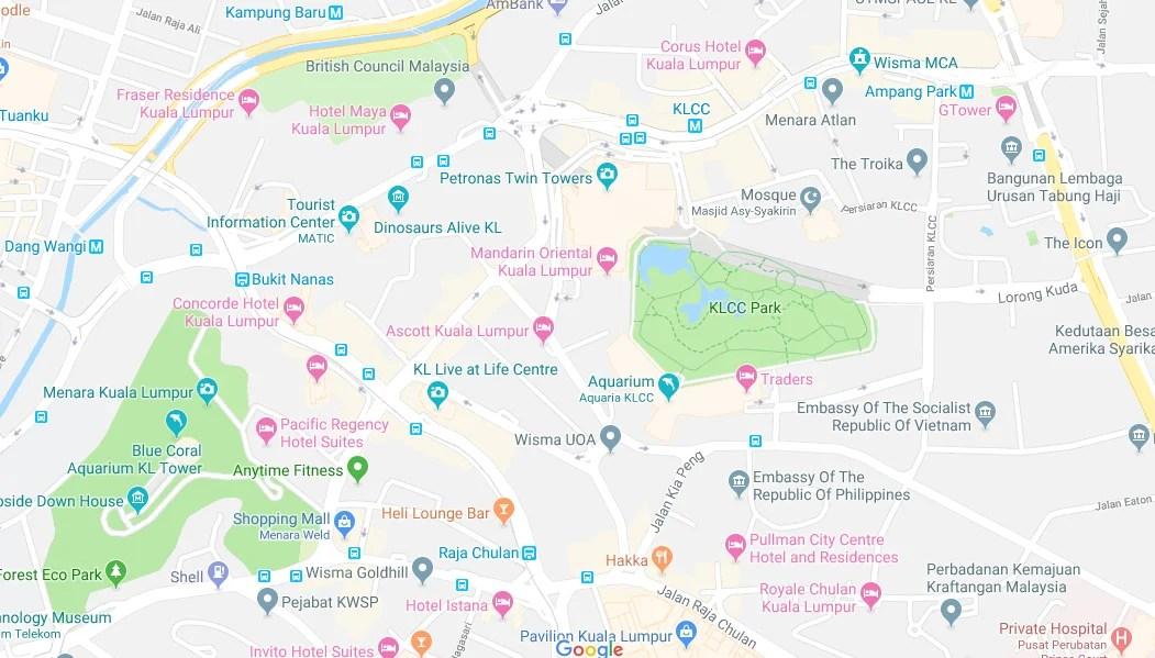 Google-Map-Business-Label