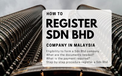 How to Register Sdn Bhd Company Online in Malaysia (Fastest & Most Convenient)