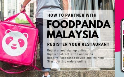 How to Register your Restaurant with Foodpanda Malaysia (Bring it Online)