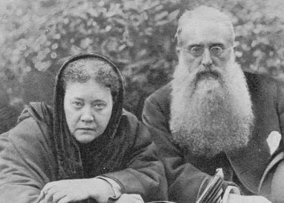Blavatsky and Olcott