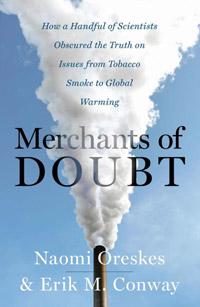 Order Merchants of Doubt from Amazon