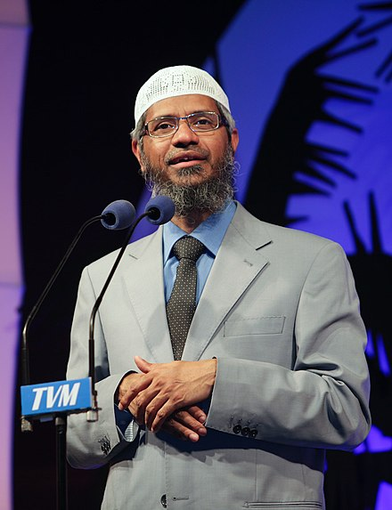 "Claim: ""Proof that God is Real"" from Zakir Naik ... er no, not really."