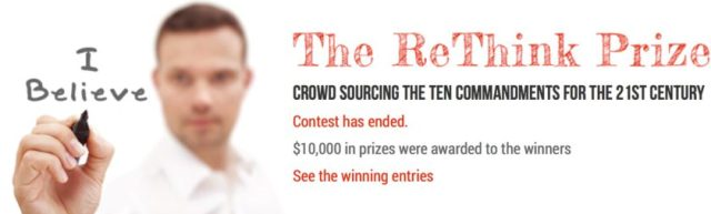 The_rethink_prize_-_Atheist_Mind_Humanist_Heart