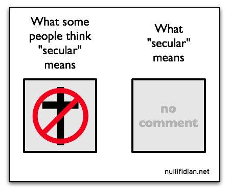 Secularphobia