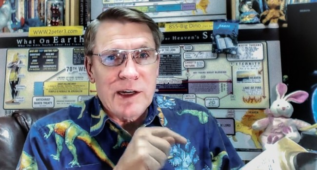 Bible Contradictions explained by Kent Hovind