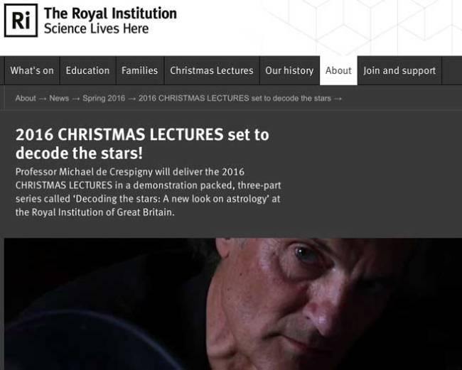 2016_CHRISTMAS_LECTURES_set_to_decode_the_stars____The_Royal_Institution__Science_Lives_Here