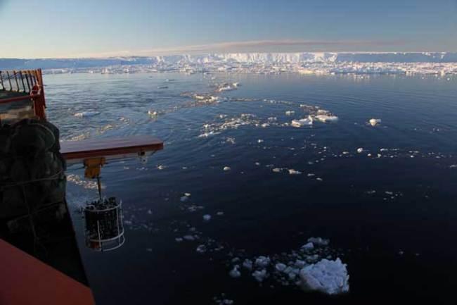 Totten Ice Shelf