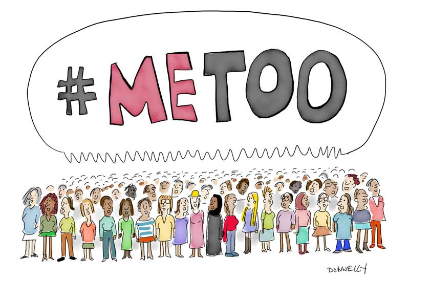 #MeToo #ChurchToo