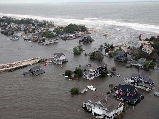 sea level rise tides