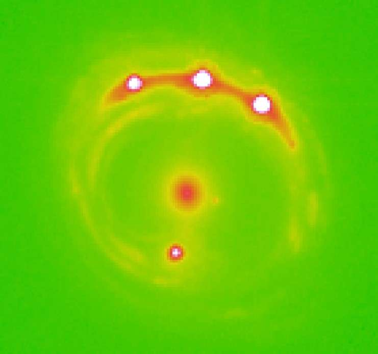 Have Astronomers really detected planets in another Galaxy?