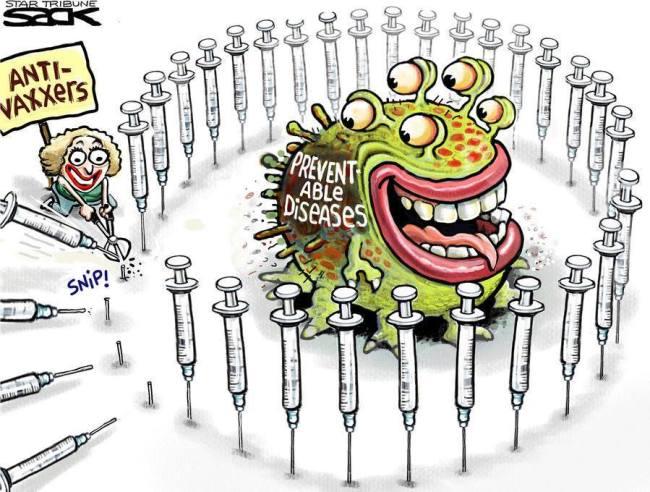 anti-vaccine