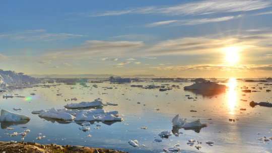 Warming Arctic Impacts our Weather