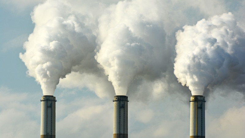 CO2 levels reach Historic high of 415 ppm