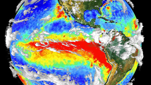 El Nino has rapidly become stronger and stranger