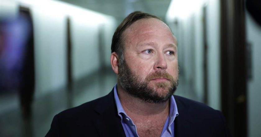 Updates from the Alex Jones Trial