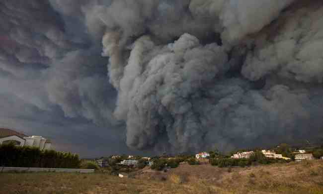 data manipulation of wildfire data