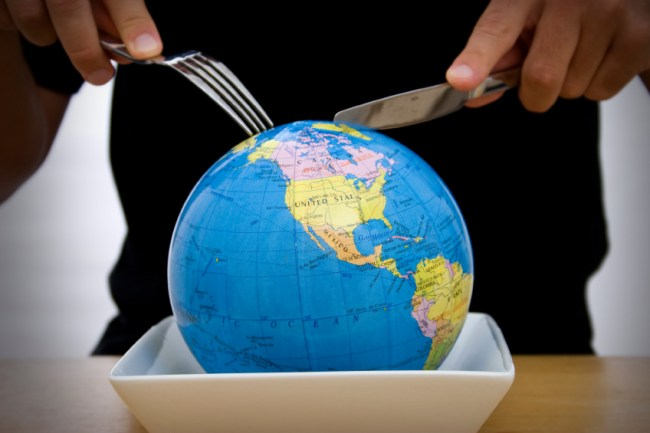 global food production