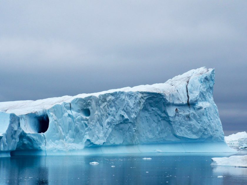 Greenland tipping point
