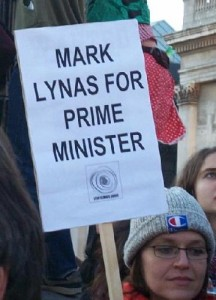 mark lynas for PM